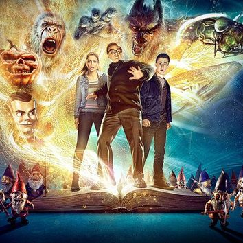 Watch Goosebumps Full Movie Streaming