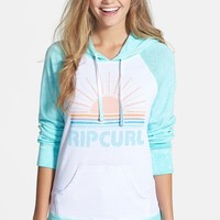 Junior Women's Rip Curl 'Surf Rebel' Hoodie