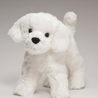 Plush Dog Stuffed Animal Dandelion Puff Bichon 8""