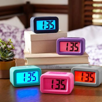 Bright Side Alarm Clock