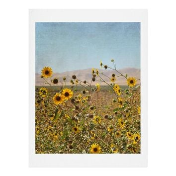 Lisa Argyropoulos Roadside Wild Ones Art Print