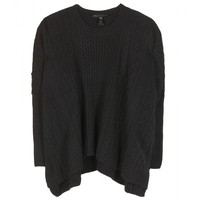 mytheresa.com - Frieda cape sweater - Luxury Fashion for Women / Designer clothing, shoes, bags