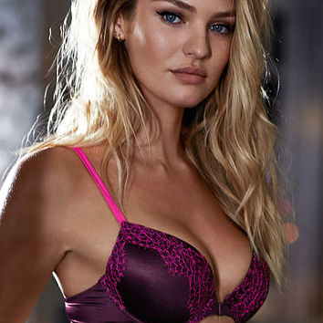 Ring Strappy Back Push-Up Bra - Very Sexy - Victoria's Secret