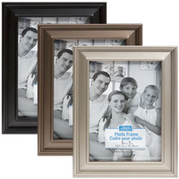 "Bulk Elegant Wide-Edge Plastic Photo Frames, 5x7"" at DollarTree.com"