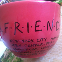 Friends Tv Series Xlarge Mug