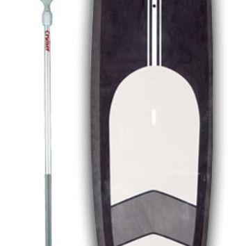 Cruiser SUP Koa Feather-Lite Soft Top Stand Up Paddle Board Package | Paddle Board Direct