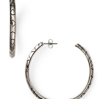 House of Harlow 1960 Tribal Hoop Earrings | Bloomingdale's