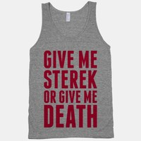 Give Me Sterek Or Give Me Death