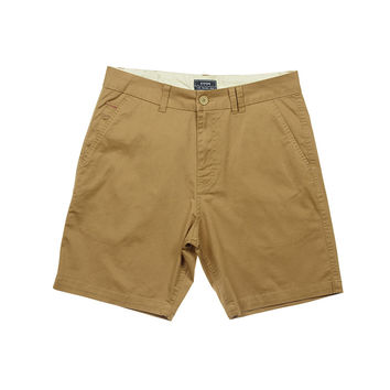 Eidon Wandered Rock Bottom Shorts Khaki