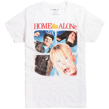Home Alone Movie Poster T-Shirt