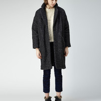 Delphe Herringbone Coat by  amp;amp;#201;toile Isabel Marant