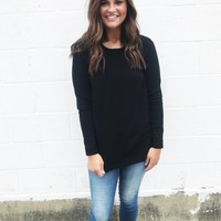 Camilla Sweater - Black