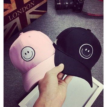 Fashion Embroidery Cotton Baseball Cap Boy's Snapback Hip Hop Flat Hat unisex [10584518223]