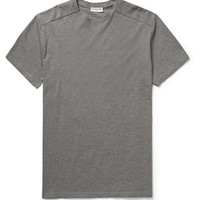 Balenciaga - Stamped Cotton-Jersey T-Shirt | MR PORTER