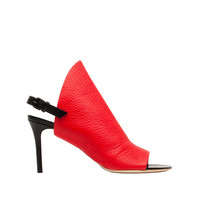 Balenciaga Clew Sandals Red - Women's Clew Shoes