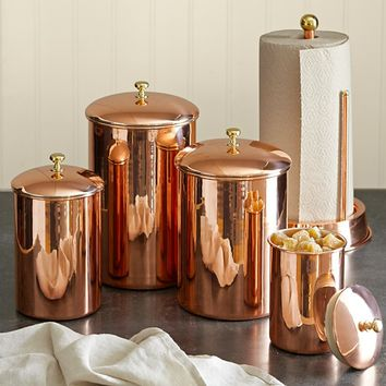 Copper Canister