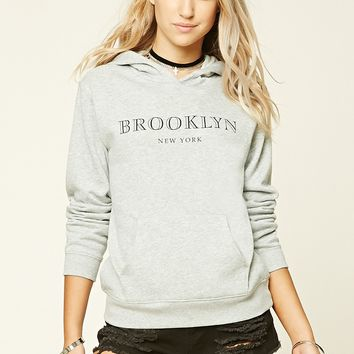 Brooklyn New York Hoodie