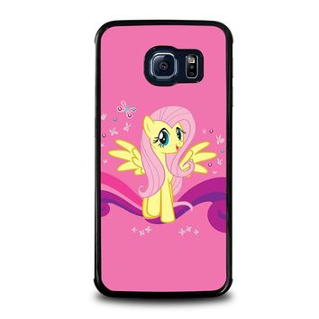 MY LITTLE PONY FLUTTERSHY Samsung Galaxy S6 Edge Case Cover