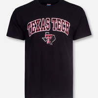 Texas Tech Arch Over Lone Star Pride T-Shirt