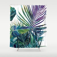 The jungle vol 2 Shower Curtain by Takmaj