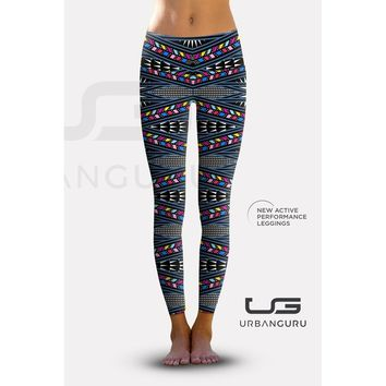 2nd Gen. Braided Traverse (Pre-Sale Shipping Jan.15), Eco-Friendly Active Performance Leggings