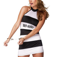 Sexy Female Prisoner Costume