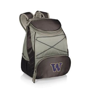 University of Washington Backpack Cooler Activity Tote