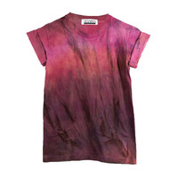 Tie Dye T-Shirt, Psychedelic Festival Shirt, Gift for Fathers Day, Tie Dye Burning Man Shirt, Gift for Fathers Day, Boho Festival T-shirt