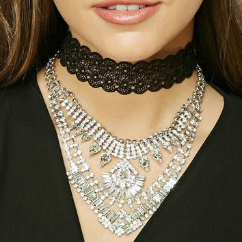 Statement Necklace Set