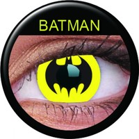 ColourVue Bat Crusader Coloured Contacts