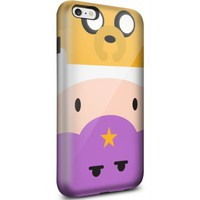 Adventure Time Jack and Finn Face for Iphone and Samsung (iPhone 6 Plus)