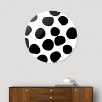 «Never Change Your Spots», Limited Edition Disk Print by Uma Gokhale - From $99 - Curioos