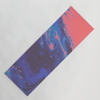 vicarious Yoga Mat by duckyb