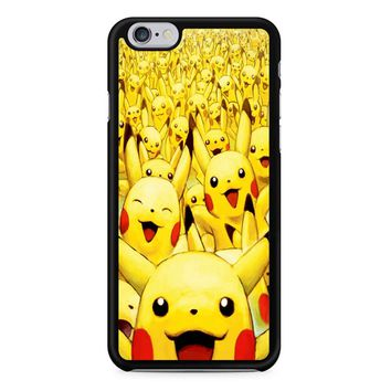 So Many Pikachus iPhone 6/6s Case