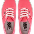 Vans Authentic Neon Lace Up Trainers at asos.com