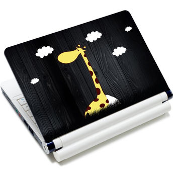 "giraffe laptop skin decal vinyl stickers notebook cover in 12"" 13"" 13.3"" 14"" 15"" 15.4"" for HP DELL ACER ASUS NEK1215-1297"