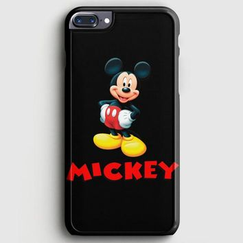 Disney Mickey Mouse Action iPhone 8 Plus Case