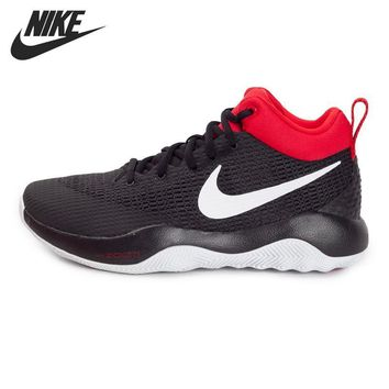Original New Arrival 2017 NIKE ZOOM REV EP Men's Basketball Shoes Sneakers