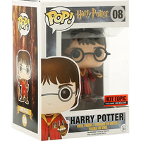 Funko Harry Potter Pop! Harry Potter (Quidditch) Vinyl Figure Hot Topic Exclusive Pre-Release