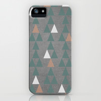 Concrete & Pattern iPhone & iPod Case by no.216