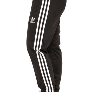 The Women's SST Track Pants in Black