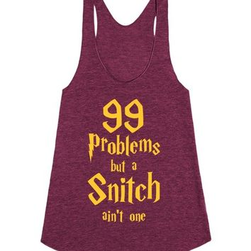 Harry Potter: 99 Problems But A Snitch Ain't One