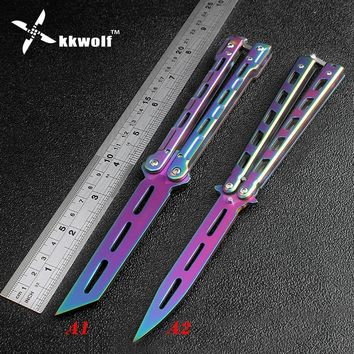 CS:GO Training Balisong Butterfly Knife Fade