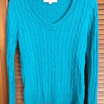 Loft Wool Sweater (Ann Taylor Loft)