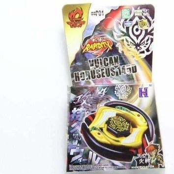 Retail Packing VULCAN HORUSEUS 145D Limited Edition Metal Fight Video Game BBP-01 Beyblade Without Launcher FREE SHIPPING