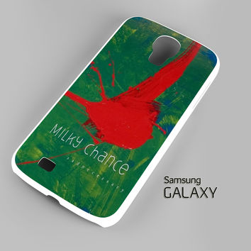 Milky Chance Sadnecessary A0689 Samsung Galaxy S3 S4 S5 Note 3 Cases - Galaxy