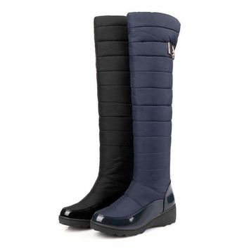 Snow Woman  boots