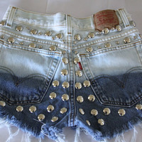 Summer Love high waisted shorts