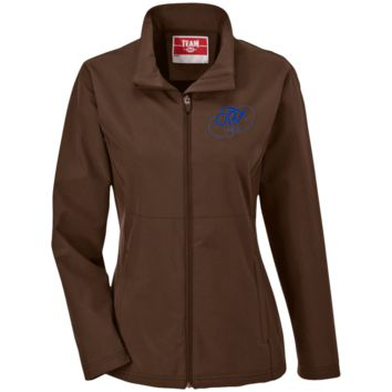 Ocean Blue OBX Lyfe Ladies' Soft Shell Jacket in 13 Colors