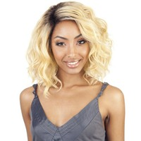 Isis Brown Sugar 100% Human/Syn Swiss Lace Wig - BS 206